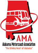 Alabama Motorcoach Association badge